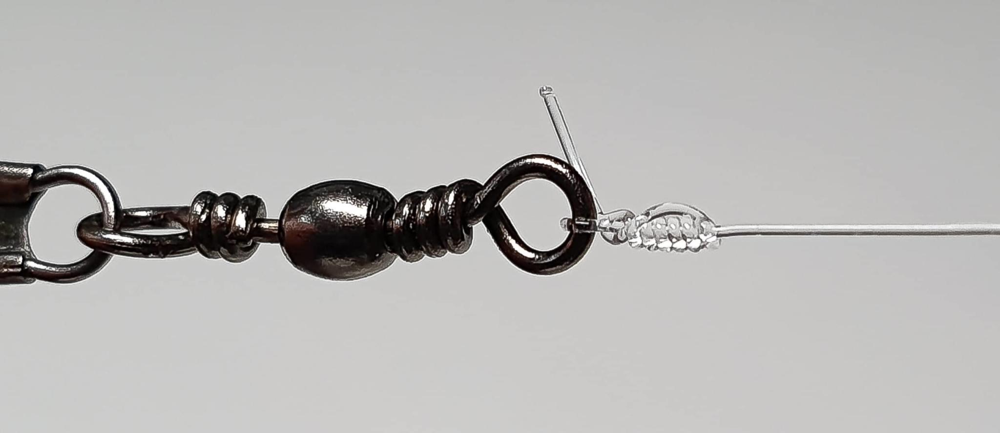Einfacher Clinch-Knoten