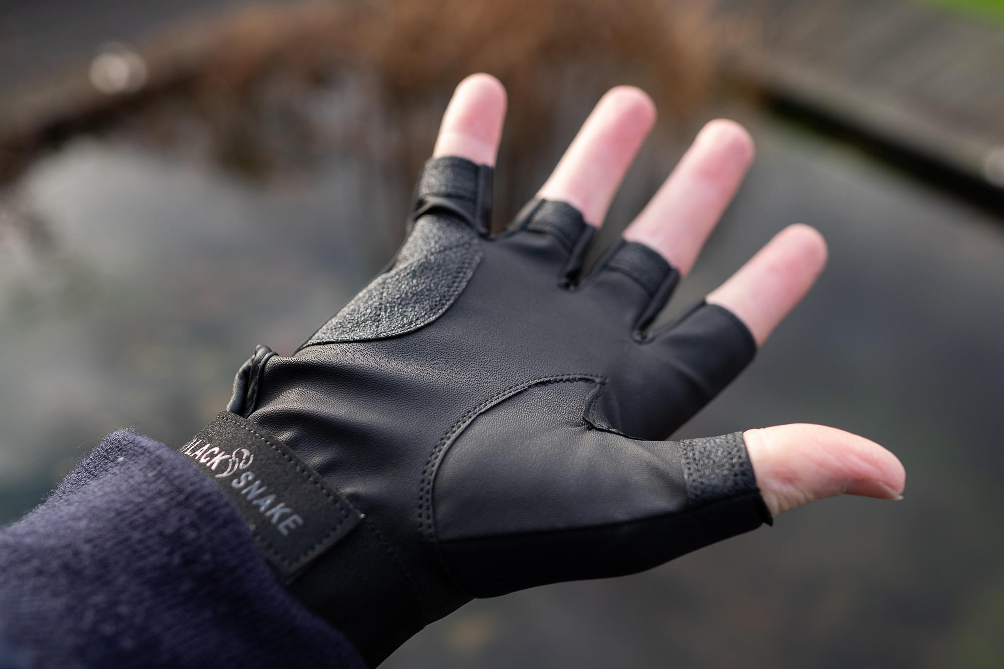 ICEBEHR Titanium Neopren Angel Handschuhe Winterhandschuhe Angelhandschuhe Jagd