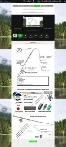 Angelschein machen: Rutenbau auf Fishing-King