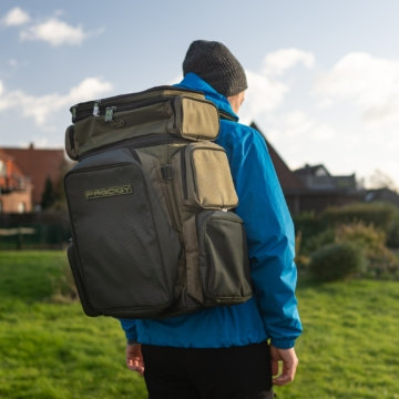 Greys Prodigy Tackle Base Angelrucksack