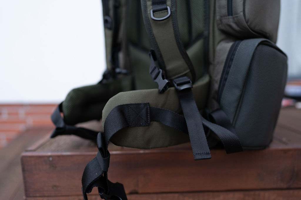 Greys Prodigy Tackle Base Angelrucksack - Hüftgurt