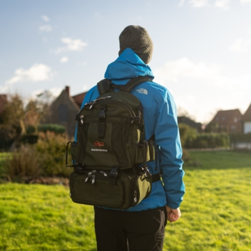 Iron Claw Backpacker Angelrucksack