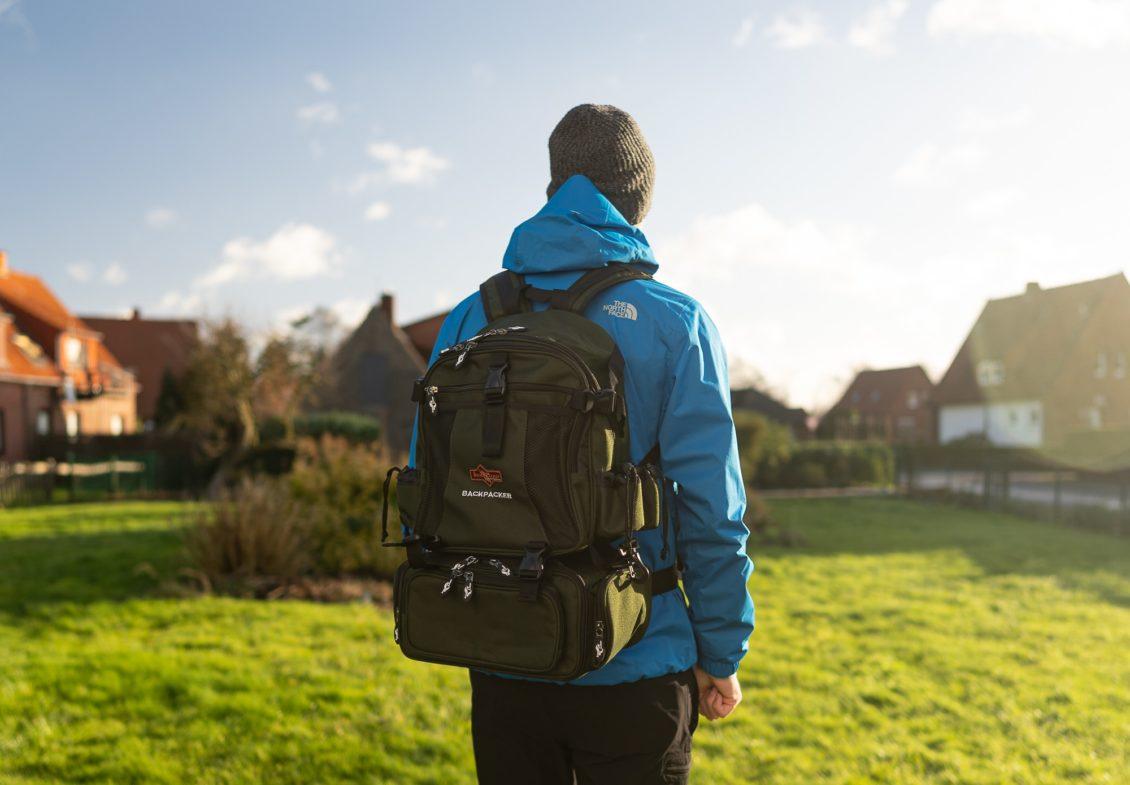 Iron Claw Backpacker Angelrucksack im Test