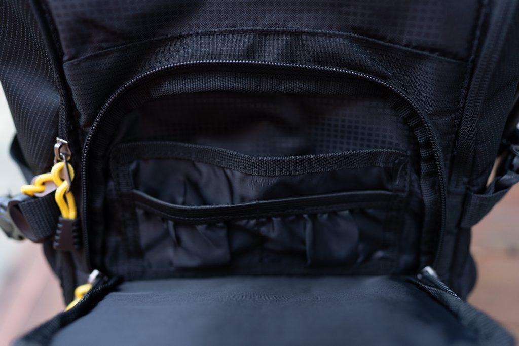 Spro Back Pack Angelrucksack - Kleine Taschen zur besseren Ausrüstungsorganisation