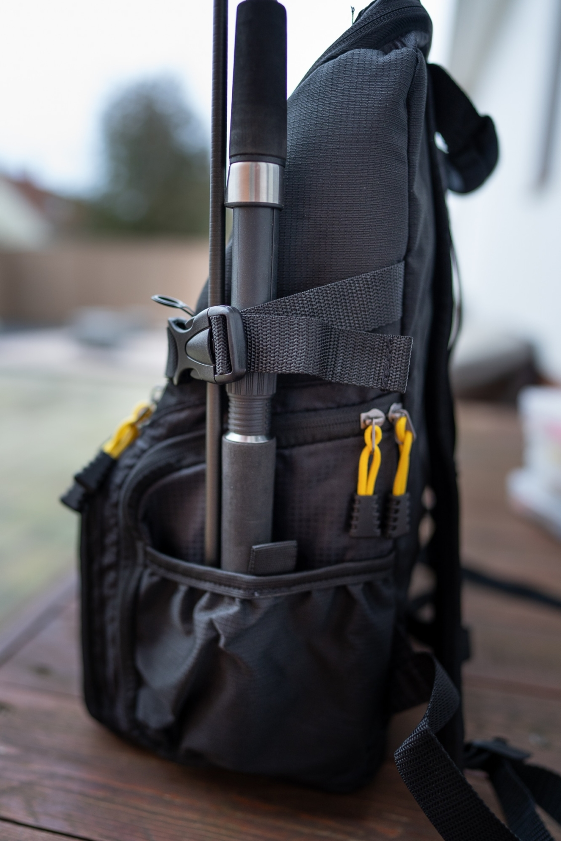 Spro Back Pack Angelrucksack - Rutenhalter