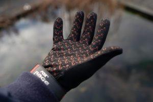Angelhandschuhe Test - Fox Rage Handschuhe