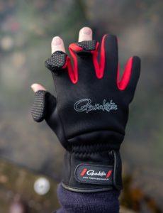 Angelhandschuhe Test - Gamakatsu Armor Glove