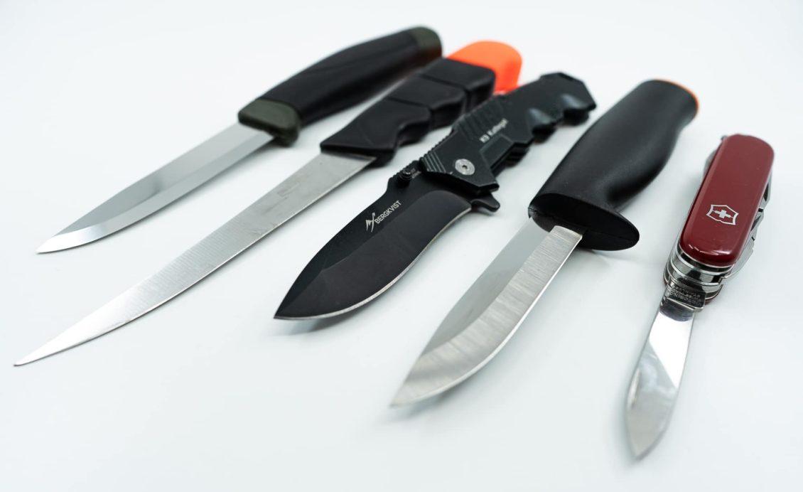 Angelmesser - Das beste Messer zum Angeln gehen