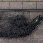 Behr Großfischkescher im Test - Packmaß