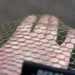 Cormoran Klappkescher 2tlg - Gummiertes Netz