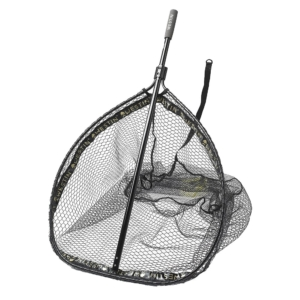 Westin W3 CR Landing Net im TEst