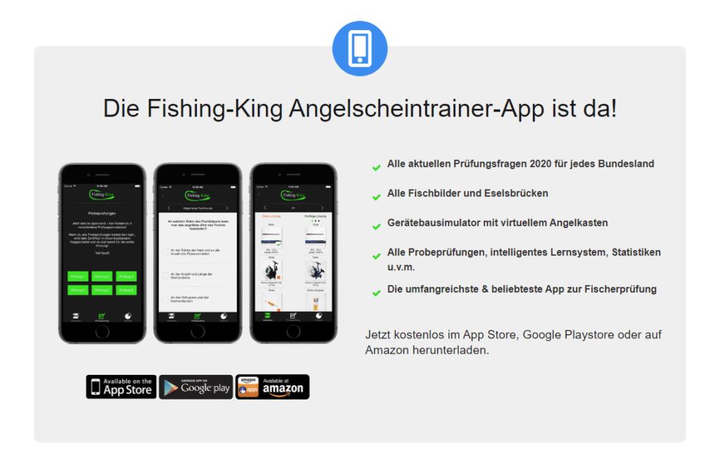 Fishing King App herunterladen