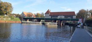 Angeln in Brandenburg am Teltowkanal (© Tobias Schliefke)