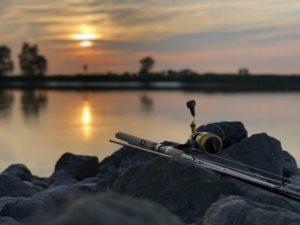 Angeln in Mecklenburg Vorpommern an der Stör (© Mario Buder)