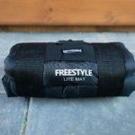 Spro Freestyle Lite Mat - Eingerollter Zustand