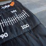 Zeck Prädator Mat - Maximale Länge von 105 cm