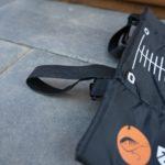 Zeck Prädator Mat - Schlaufen aus Elastan