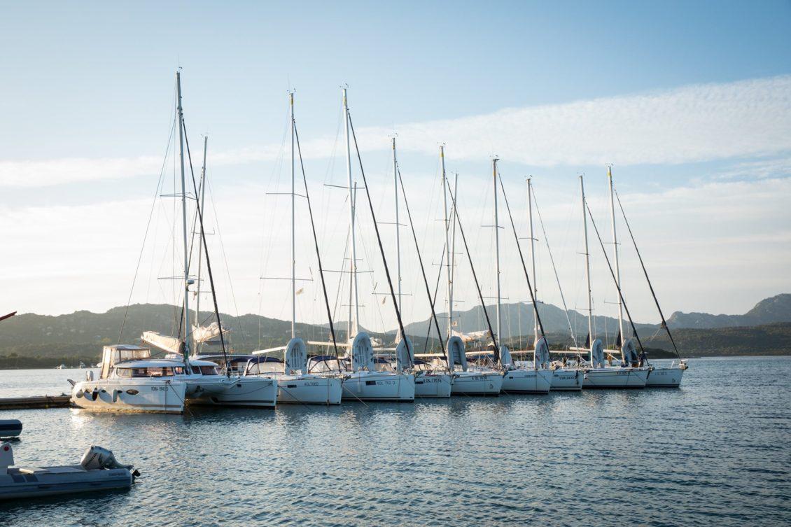 Boot fahren mit Sportseeschifferschein