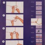Knotenkunde ist ebenfalls Bestandteil der praktischen Prüfung