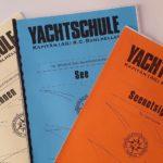 Lernunterlagen für die verschiedenen Bootsführerscheine
