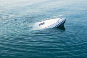 Bootsversicherung: Totalschaden einer Segelyacht