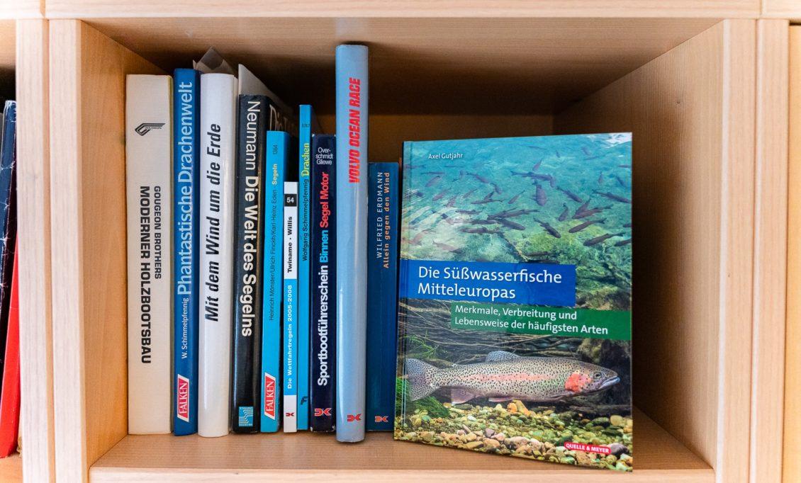 Buch: Die Süßwasserfische Europas