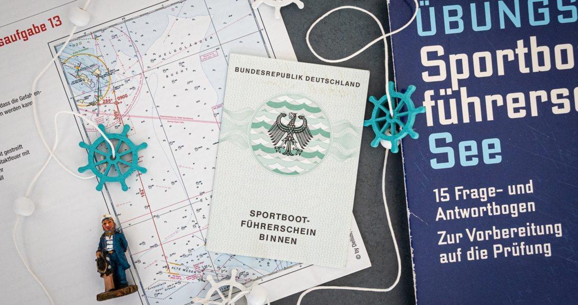 Sportbootführerschein Binnen / SBF Binnen