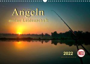 Angeln - meine Leidenschaft Angelkalender